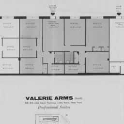 Valerie Arms, 54-44 Little ...