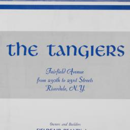 The     Tangiers, Fairfield...