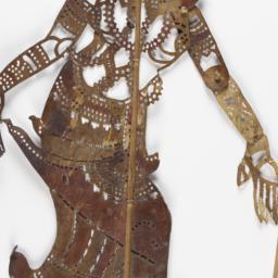 Sita Shadow Puppet