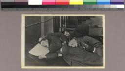 Grand Duke Igor Konstantinovich and Other Pages at Rest