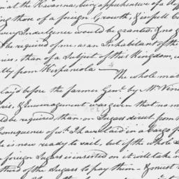 Document, 1782 September 30