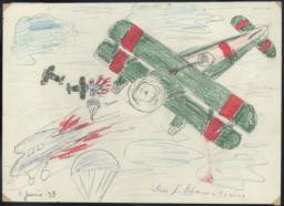 Drawing Of Airplanes