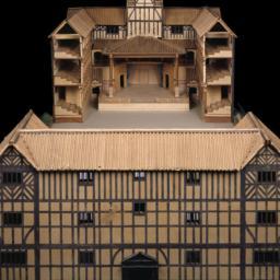 Fortune Theatre Model