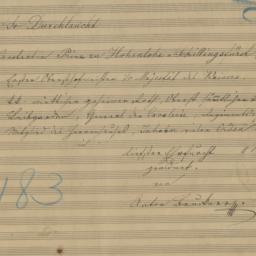 IV. Sinfonie, (romantisch) ...