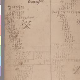 Arithmetic exercises from m...