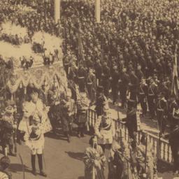 Coronation. Photograph of C...