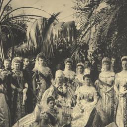Photograph, Grand Duchesses...