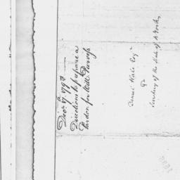 Document, 1798 December 17