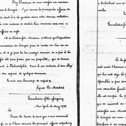 Document, 1785 May 16