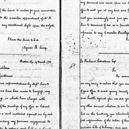 Document, 1785 April 08