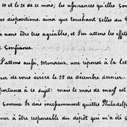 Document, 1785 March 29