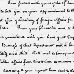 Document, 1785 February 14