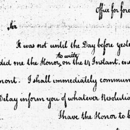 Document, 1785 June 27