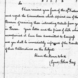 Document, 1785 May 30