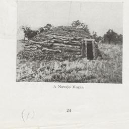 Navajo Hogan