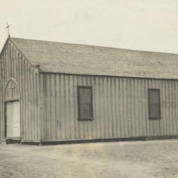 Roman Catholic Chapel, Yuma...