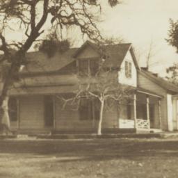 Employee's Cottage, Hoopa, ...