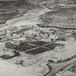 Aerial View of Ganado Missi...