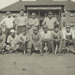 Group Portrait of a Basebal...