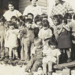 Youth at a Nursery School, ...