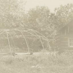 Log Cabin and Wickiup Frame