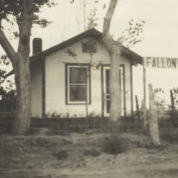 Buildings at the Fallon Age...