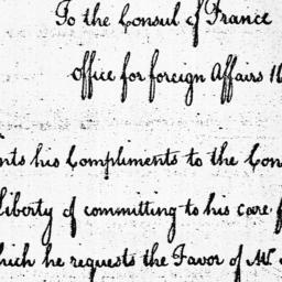 Document, 1785 June 16