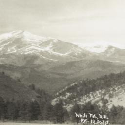 White Mountain, New Mexico