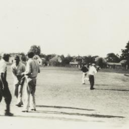 Baseball Game, Euchee, Okla...