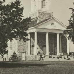 Memorial Chapel at Bacone C...