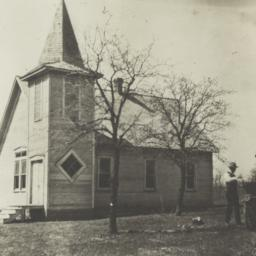 Hog Creek Kiowa Church, Okl...