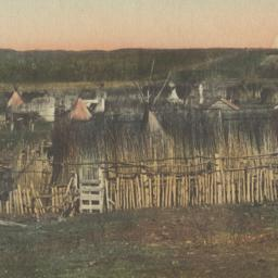 Cheyenne Village, Colony, O...