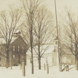 Cornplanter Seneca Church, ...
