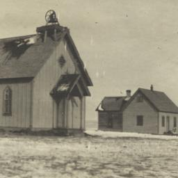 All Saints Chapel, Crow Cre...