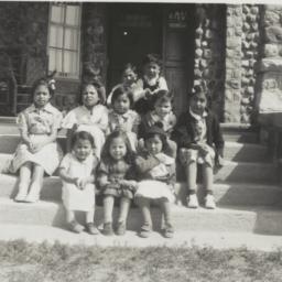 Children at 50th Dakota Ass...