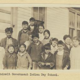 Children of the Quinault Go...