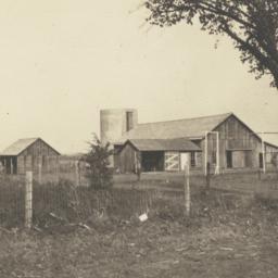 Barn and Farmyard