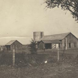 Barn and Farmyard