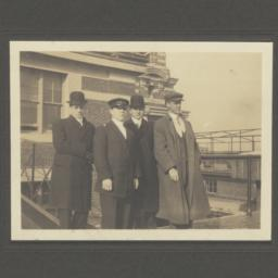 G.E.E. Lindquist with R.D. ...