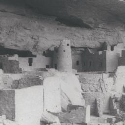 Cliff Dwellings, Mesa Verde...