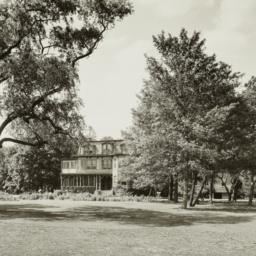 Ward Manor, Nurses House