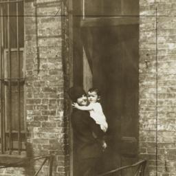 Social Worker Returning Baby