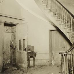 Hallway of Old Private House