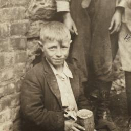 Boy with Can