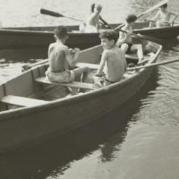 Boys in Row Boats
