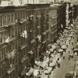 Aerial View of Street