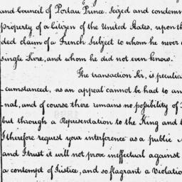 Document, 1786 February 14