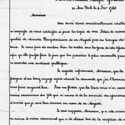 Document, 1788 February 04
