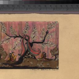 1 colored sketch