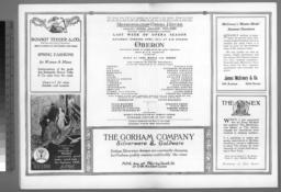program for 24 April 1920,pp. 18-19